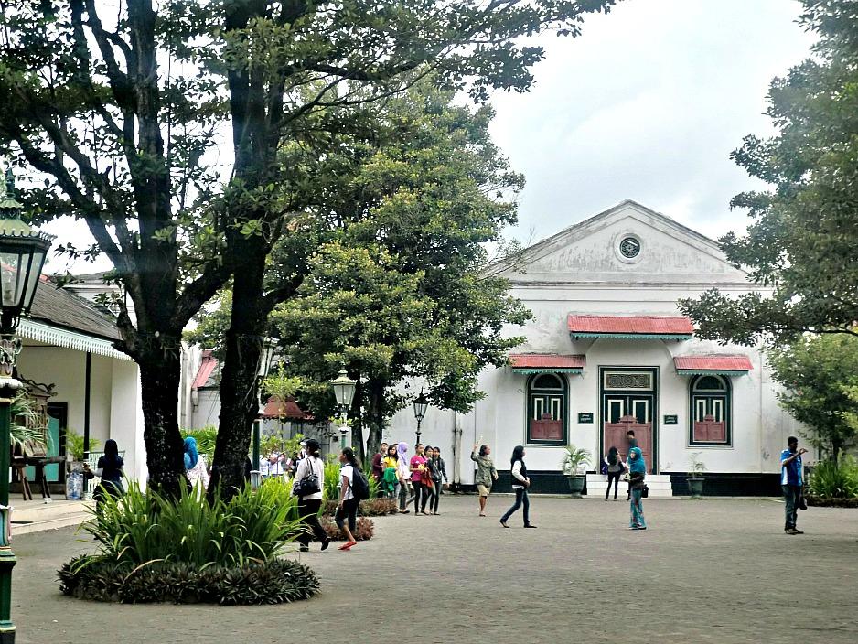 Kraton Complex, Yogyakarta, Indonesia