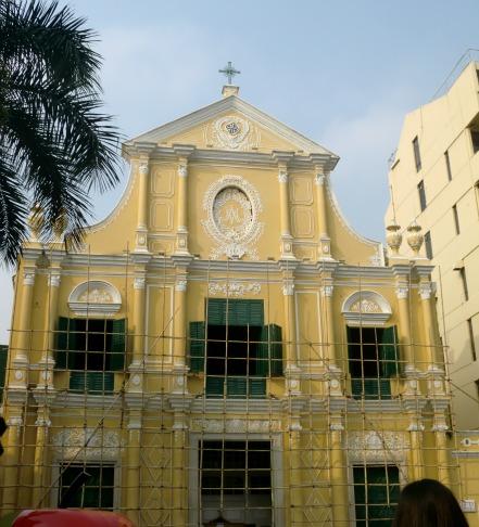 D.I.Y. Macau walking tour