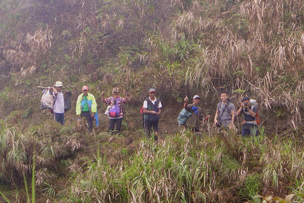 Mt. Ugo Climb; Mt. Ugo Traverse; Mt. Ugo Trekking