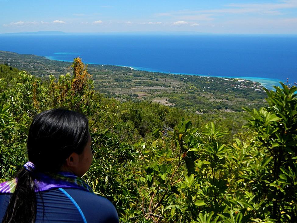 Tumalog Falls in Oslob; Oslob, Cebu, Philippines; D.I.Y. Oslob; Oslob travel; Cebu attractions; Backpacking Philippines