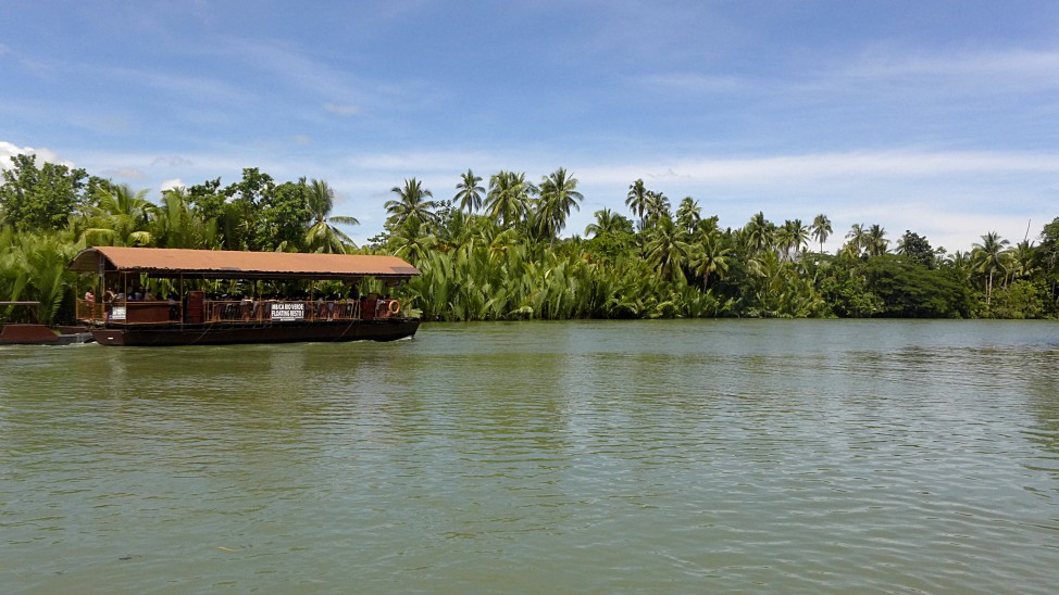 Loboc River, Bohol, Philippines; Bohol Countryside tour; D.I.Y. Bohol; What to see and do in Bohol; Bohol attractions; Backpacking Philippines