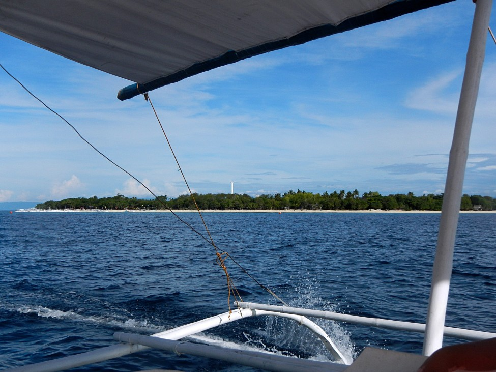 Panglao Island Hopping Tour; D.I.Y. Bohol; What to see and do in Bohol; Bohol attractions; Backpacking Philippines