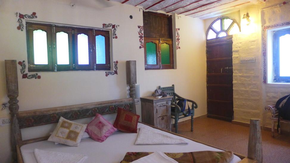 Blue House, Jodhpur, India; Backpacking India; Backpacking Rajasthan and Agra; D.I.Y. Rajasthan; D.I.Y. Jodhpur; Blue House