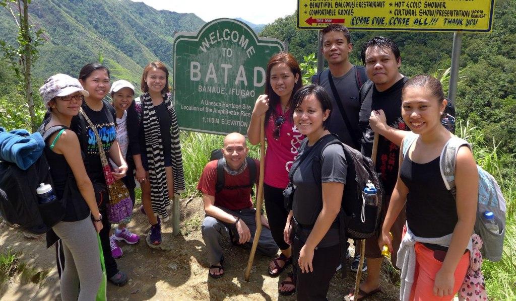 D.I.Y. Banaue-Batad