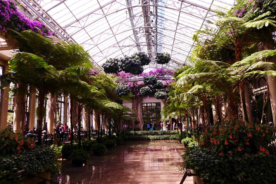Longwood Gardens; Philadelphia attractions; What to do in Philadelphia; Philadelphia travel
