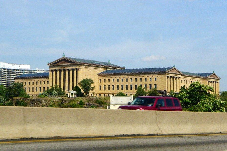 Walking around Philadelphia; One day in Philadelphia; Philadelphia D.I.Y. walking tour