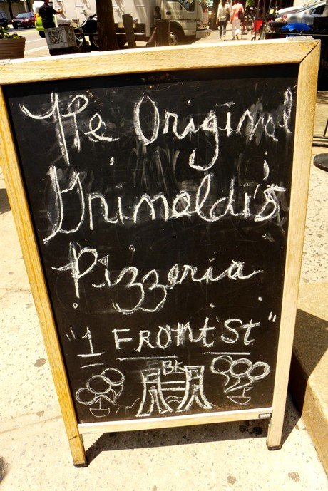 Grimaldi's Pizzeria Brooklyn