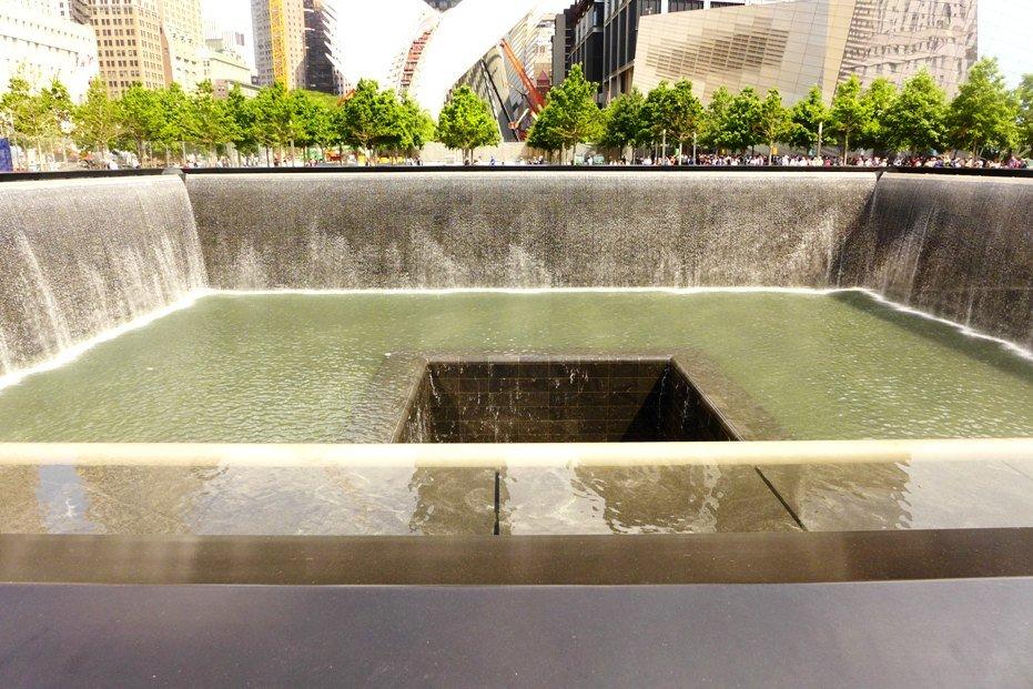 9/11 Memorial, Lower Manhattan, New York City