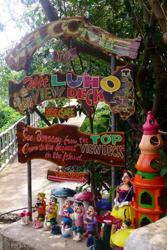 Mt. Luho Viewpoint, Boracay; D.I.Y. Boracay; Boracay budget travel; Backpacking Boracay; Backpacking Philippines