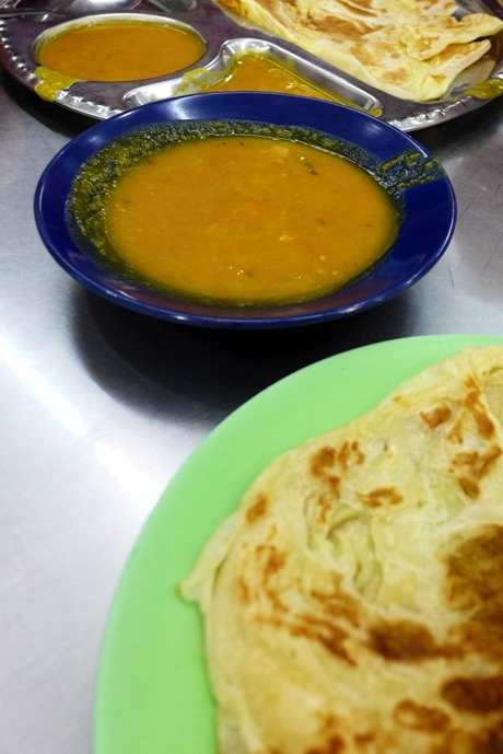 Kassim Nasi Kandar; D.I.Y. Penang food tour; Penang food and travel guide